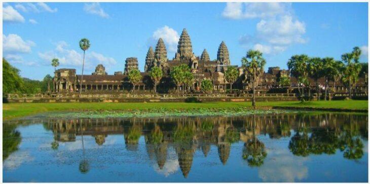 Angkor Wat, Angkor Thom & Ta Prohm