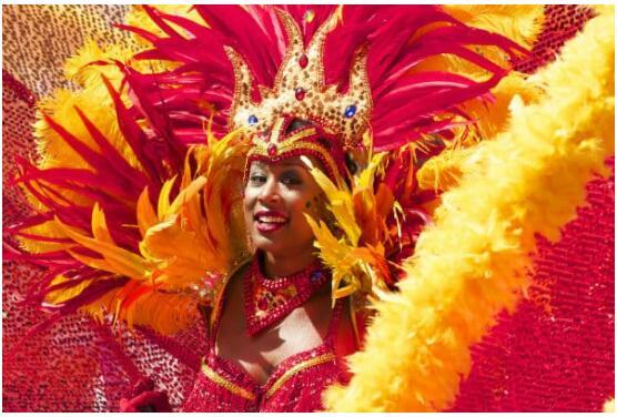 Carnival in Limón