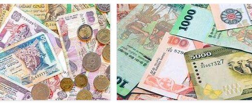 Currency in Sri Lanka