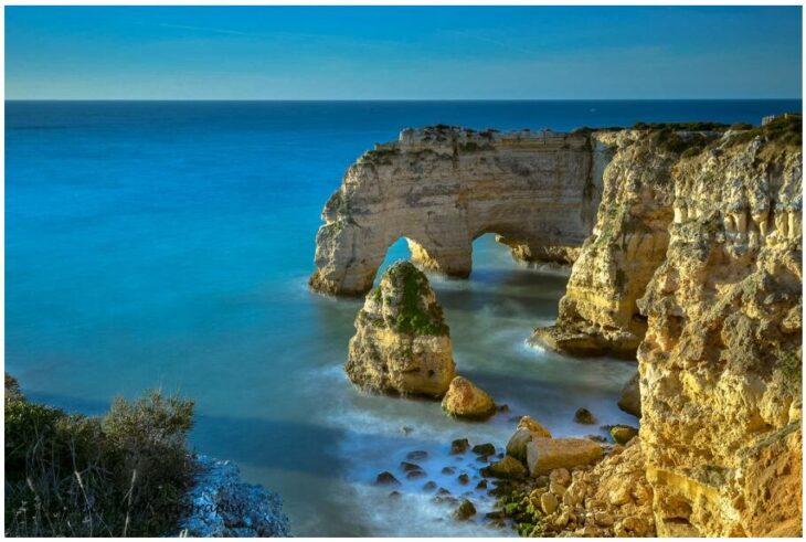 Marinha beach - Algarve