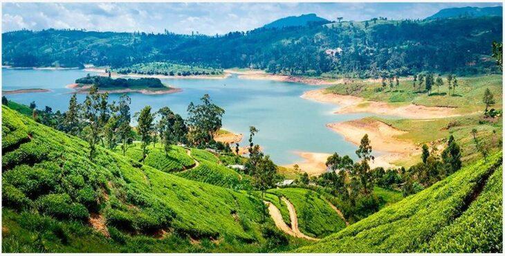 Sri Lanka in March-April