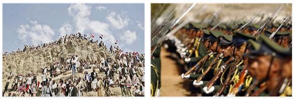 Yemen Reunification
